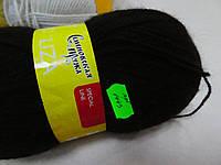 "Пряжа для вязания спицами ""Лиза""."