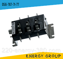 Рубильник ВР32-37Ф-В30250 400А