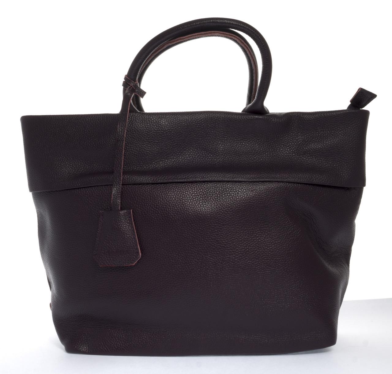 0b28f3b7f31d Стильная женская сумка из мягкой натуральной кожи GALANTY art. 1958 Турция