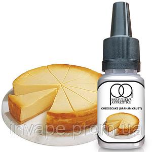 Ароматизатор TPA Cheesecake (Graham Crust) (Чизкейк (Грэхем крекер)) 5мл
