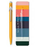 Ручка Caran d'Ache 849 Paul Smith Оранжевая + box (1803), фото 1