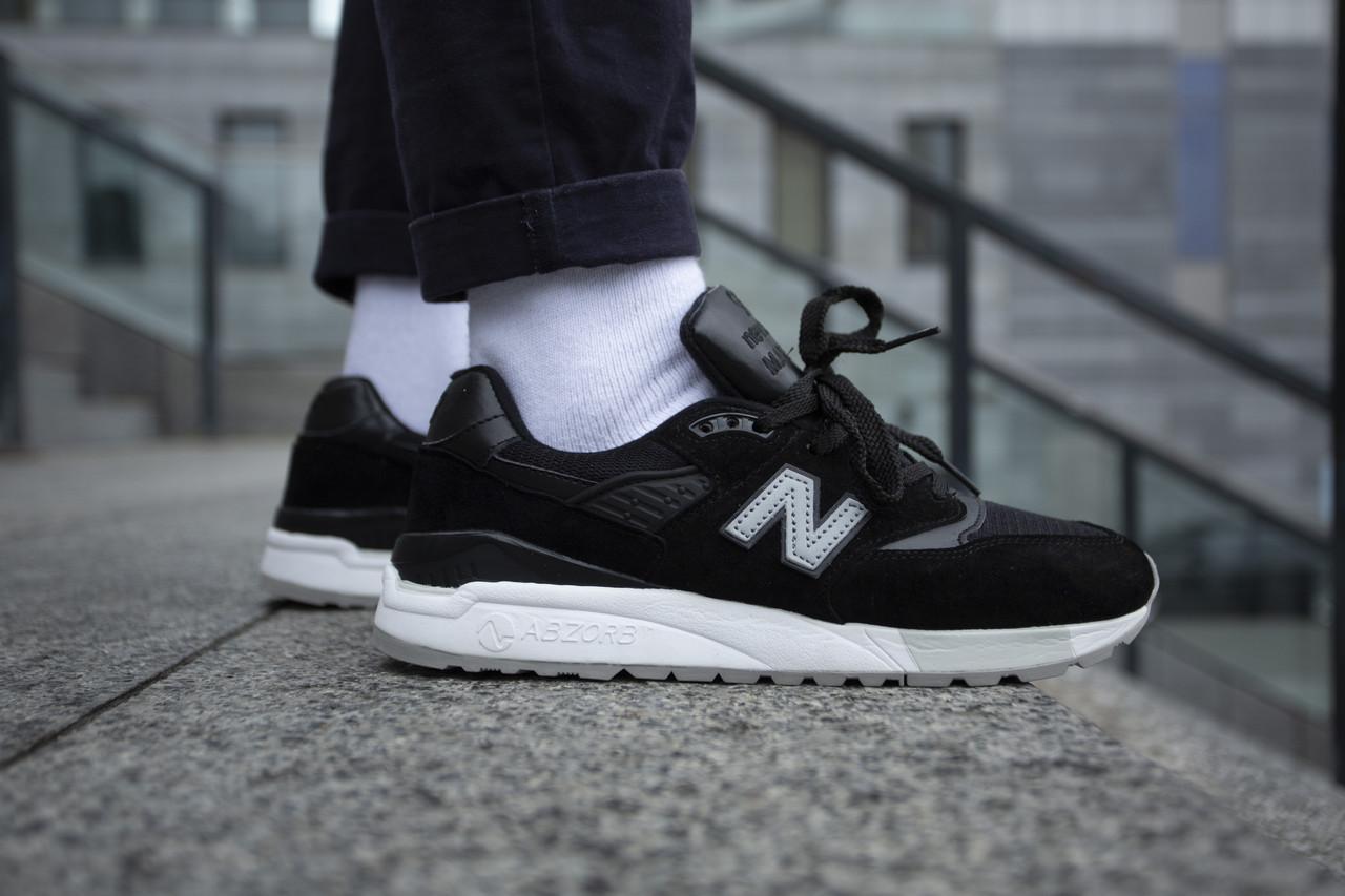 Мужские кроссовки New Balance  M 998 NJ 42 размер ( Реплика )