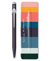 Ручка Caran d'Ache 849 Paul Smith Сливова + box (1802) (1802), фото 1