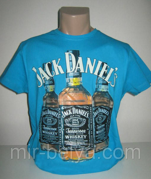 Футболка мужская  Jack Daniels Valimark-Biz Валимарк