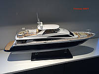 Коллекционная модель яхты Princess 98MY