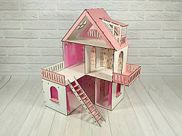 Ляльковий будиночок Сонячна Дача + шпалери 2101 Fana