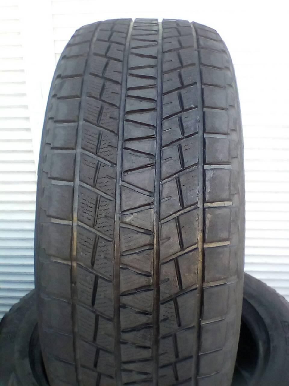 Шины б\у, зимние: 275/55R20 Bridgestone Blizzak DM-V1