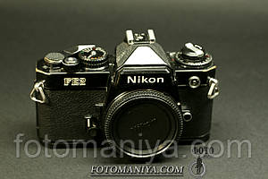 Nikon FE2 dody