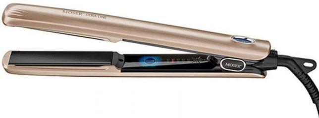 Утюжок для волос Moser 4466-0050 CeraLine профессиональный, покрытие керамико-турмалиновое