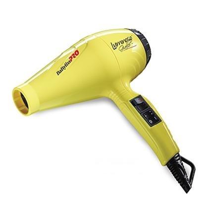 Фен для волос Babyliss BAB6350IYE Luminoso Giallo профессиональный, 2100 Вт