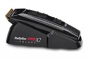 Машинка для стрижки BaByliss Pro FX811E X2 Volare Ferrari X2 черная