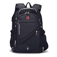 Городской рюкзак SwissGear с выходом под наушники