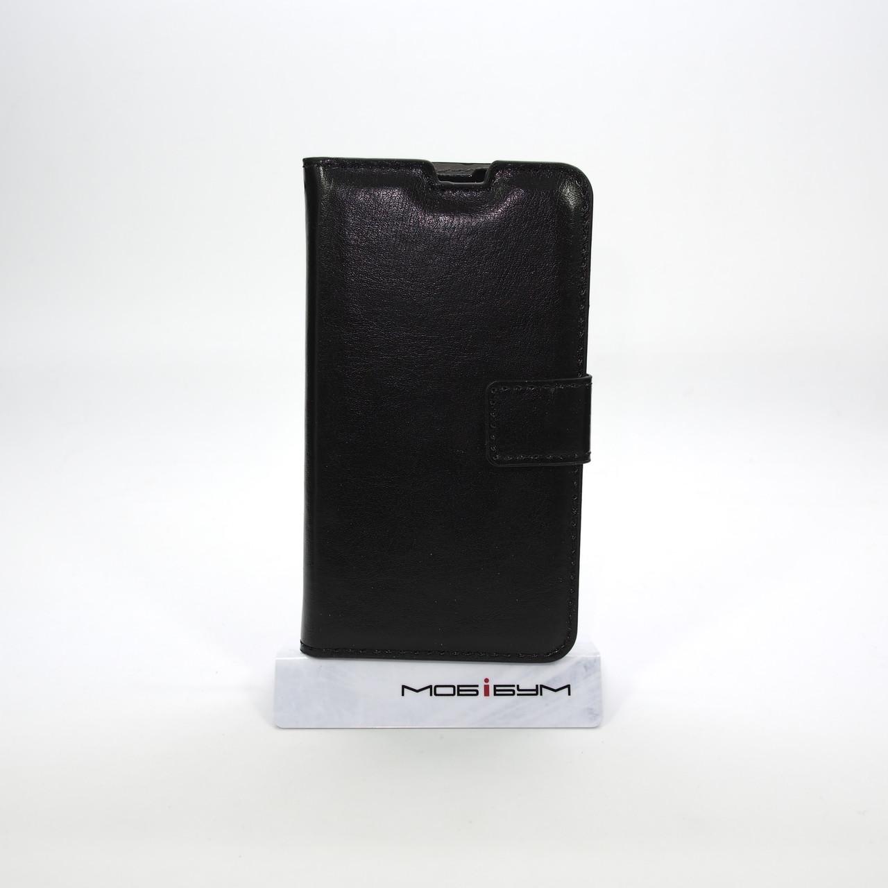 Чехол Book Cover Lenovo A376 black