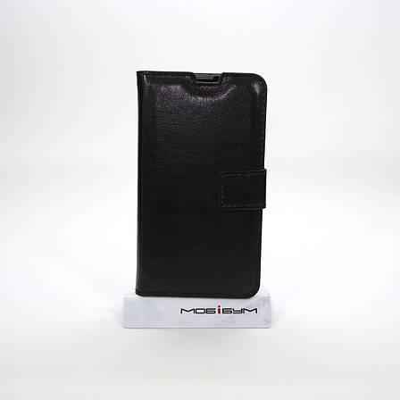 Чехол Book Cover Lenovo A376 black, фото 2