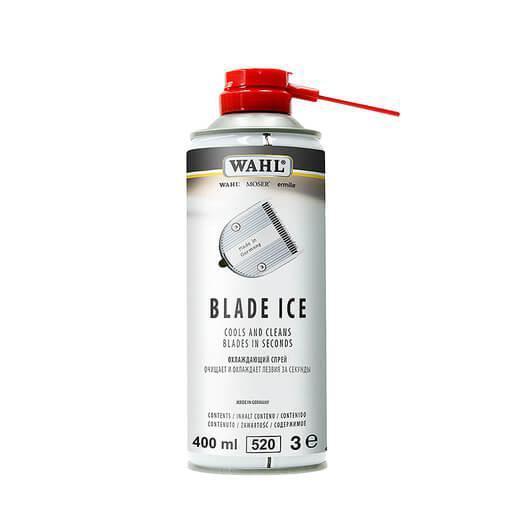 Универсальный спрей 4в 1 Blade Ice для машинок  Moser Wahl 2999-7900, 400 мл