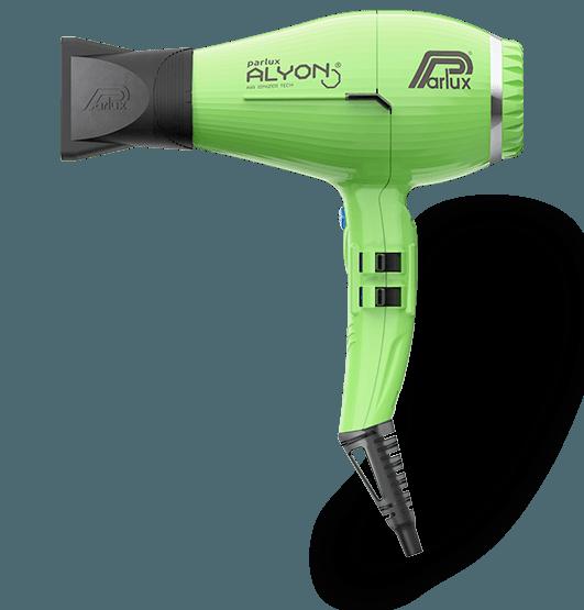 Профессиональный фен с ионизацией Parlux Alyon Green, PALY-green, 2250 Вт
