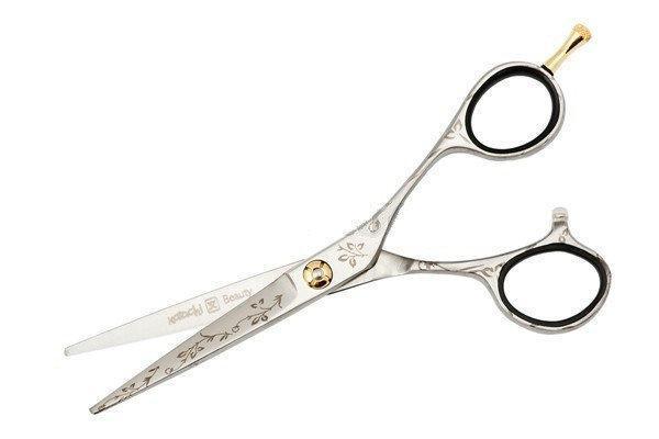 """Ножницы для стрижки прямые Katachi Beauty 5.5"""" K20255"""