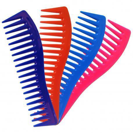 Расческа Eurostil 00420 для моделирования прически с редкими зубчиками