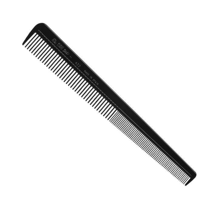 Расческа комбинированная Eurostil 00422 для стрижек раздельная конусная