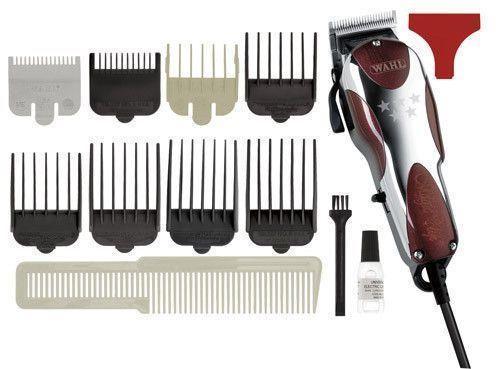 Машинка для стрижки волос Wahl Magic Clip 5 star 4004-0472, 08451-016