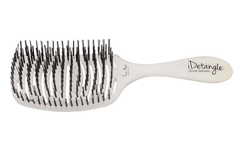 Щетка для тонких волос Olivia Garden iDetangle Fine Hair,  OGBID-FINE