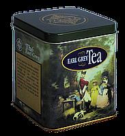 Черный чай Эрл Грей (бергамот), EARL GREY BLACK TEA, Млесна (Mlesna) 100г.