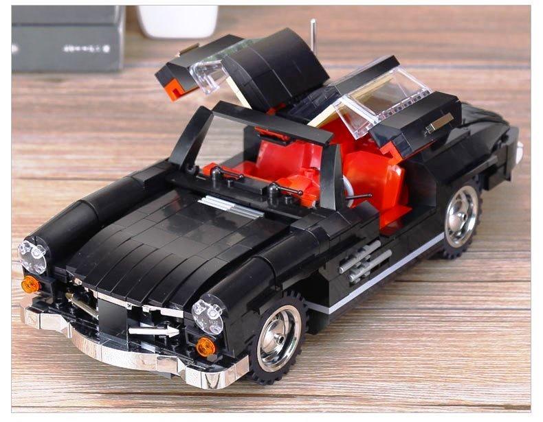 Конструктор XB 03010 модель Mercedes-Benz 300 SL 825 деталей