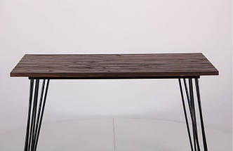 Стол Smith 120х60 черный, фото 2