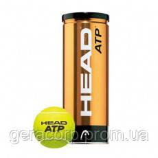 Мячи теннисные Head ATP met. 3B