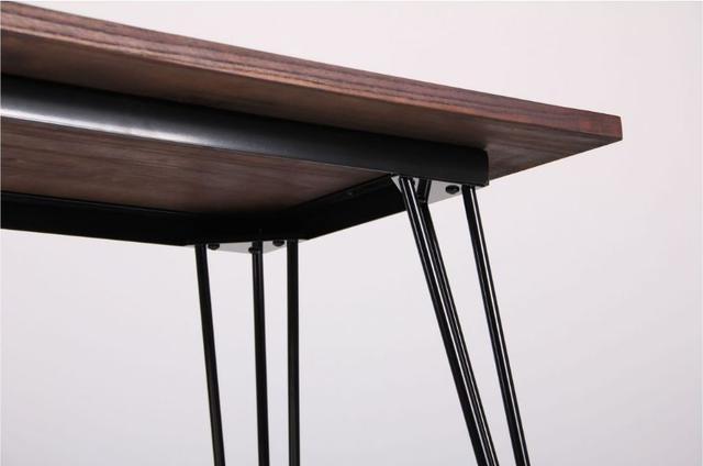 Стол Smith 120, черный (фото 5)