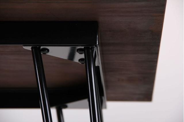 Стол Smith 120, черный (фото 6)