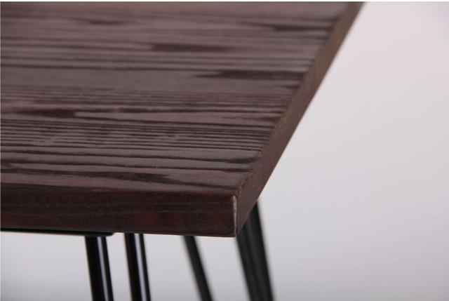 Стол Smit 120, черный (фото 7)