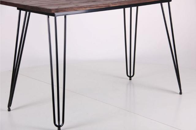 Стол Smith 120, черный (фото 9)