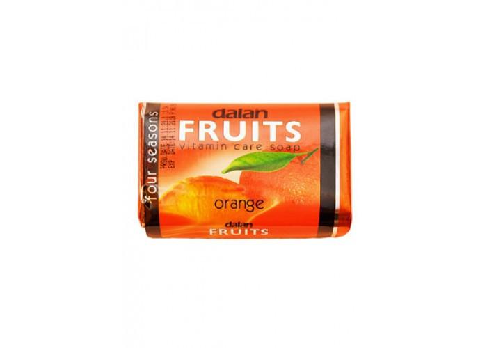 Мыло DALAN Fruit бум 150г апельсин