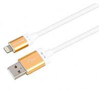 Reddax RDX-305 iPhone 5\6 WHITE -GOLD Lightining