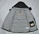 Куртка зимняя Boys Scouts of America для мальчика черная (QuadriFoglio, Польша), фото 6