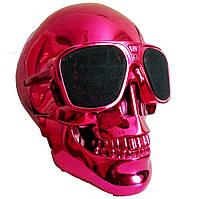 Портативная акустика колонка Aeroskull XS Pink Chrome (CS004)