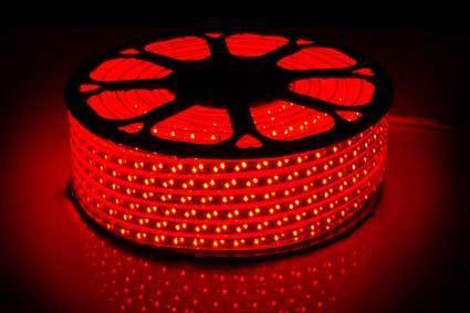 Лента светодиодная 2835-120-IP65-R-12-220