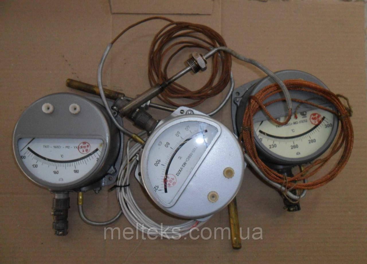 Термометры ТКП-160Сг (цены в тексте описания)