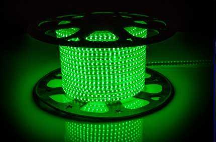Лента светодиодная 2835-120-IP65-G-9-220
