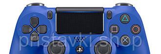 Контролер Playstation 4 V2 Wave Blue