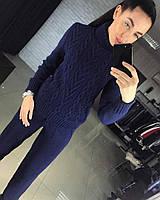 Женский вязанный костюм, фото 1