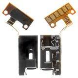 Шлейф LG K10, K7, K8 конектора навушників