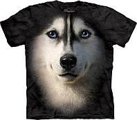 Детская футболка THE MOUNTAIN - Siberian Face