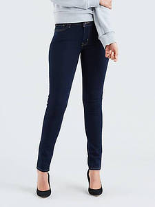 Женские джинсы Levis 711 Skinny Jeans Cast Shadows new