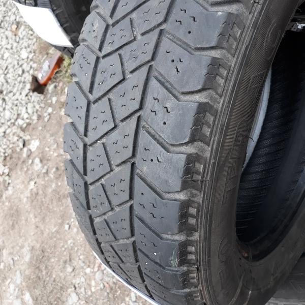 Бусовские шины б.у. / резина бу 225.65.r16с Fulda Conveo Trac Фулда