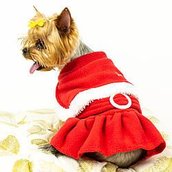 """Платье """"Новогоднее"""" для собак"""