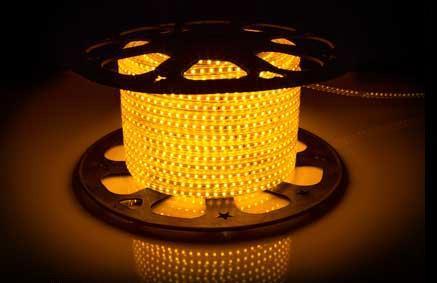 Лента светодиодная 2835-120-IP65-Y-9-220