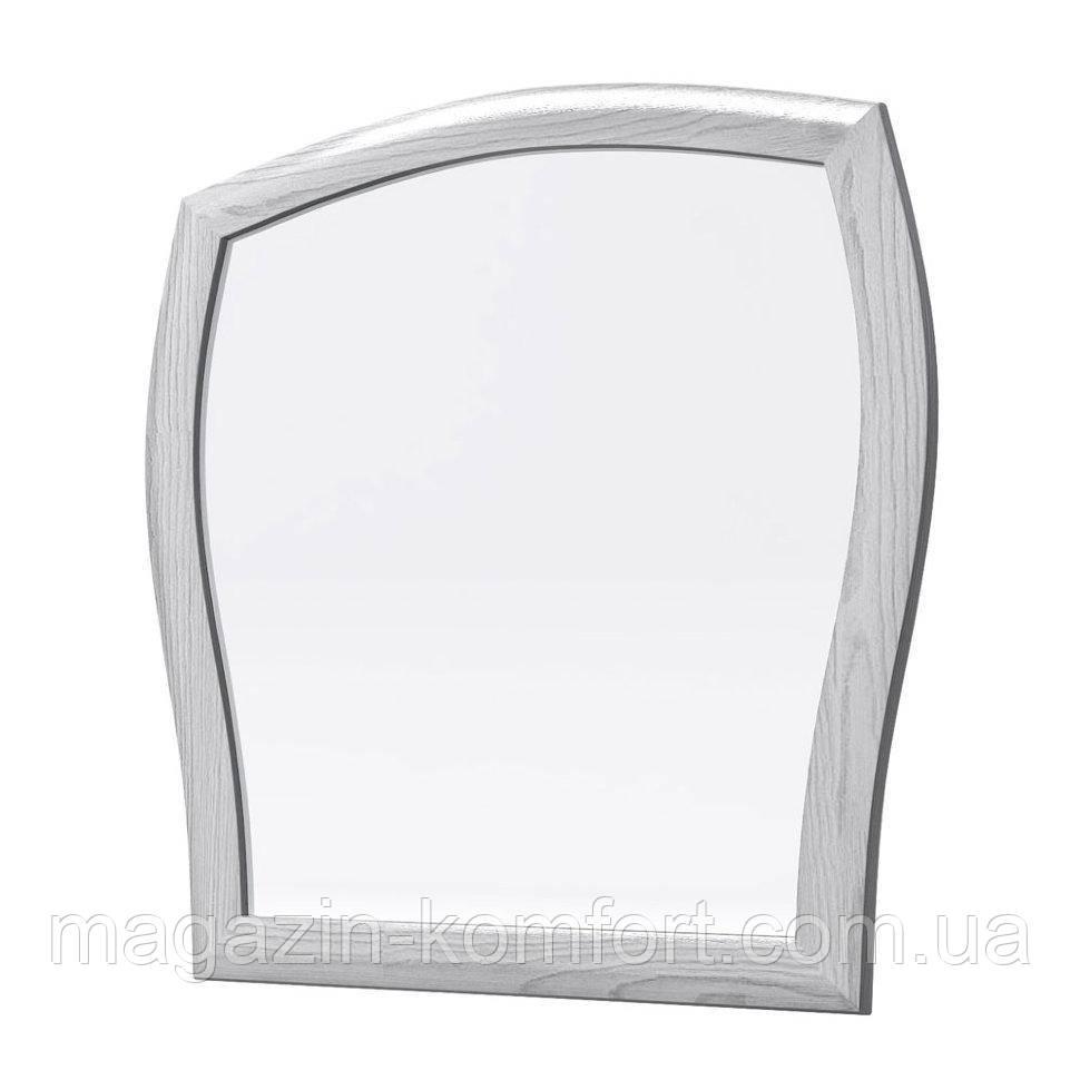 Зеркало Srmir _San Remo_Сан Ремо_сосна белая, фото 1