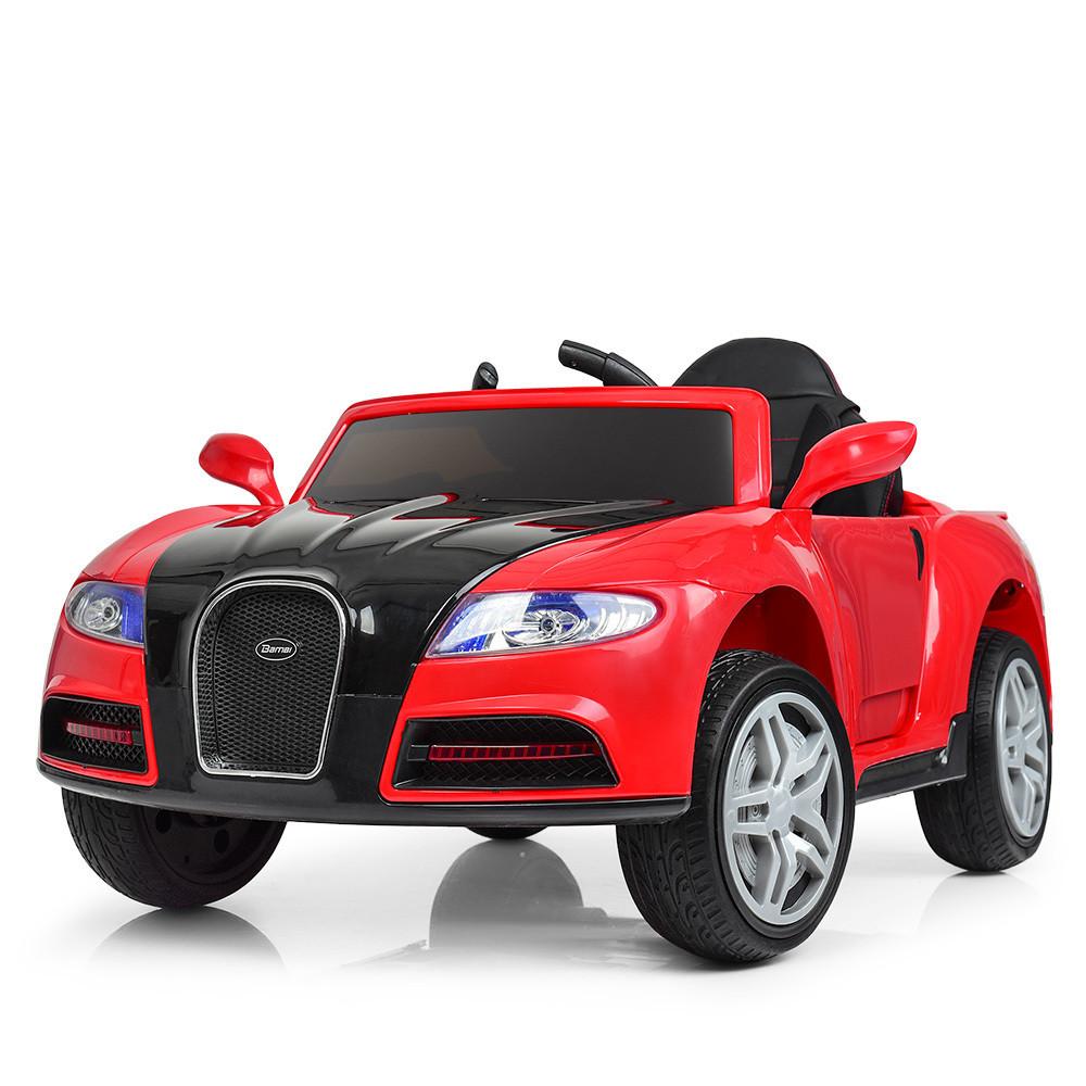 Bambi Электромобиль Bambi Bugatti Veyron M 3968EBLR-3 Red (M 3968EBLR)